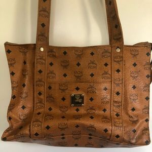 MCM Shoppers Tote